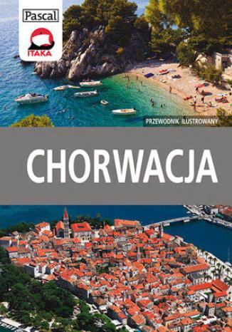 Okładka książki Chorwacja. Przewodnik ilustrowany Pascal
