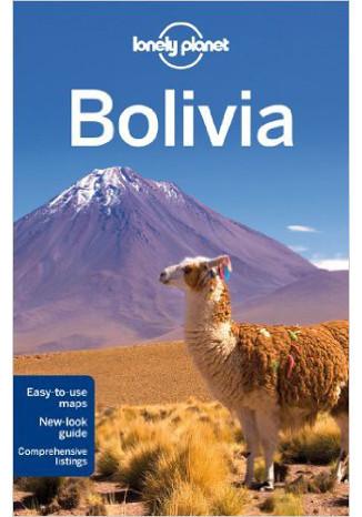 Okładka książki Bolivia (Boliwia). Przewodnik Lonely Planet