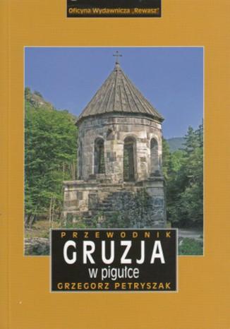 Okładka książki Gruzja przewodnik Rewasz