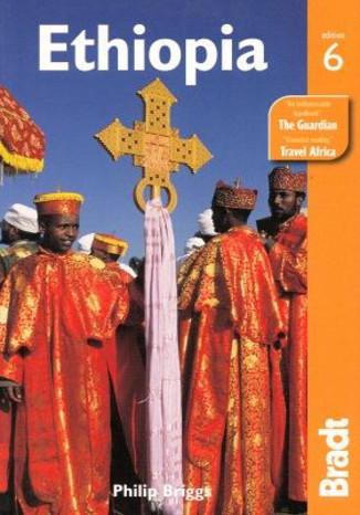 Okładka książki Ethiopia (Etiopia ). Przewodnik Bradt
