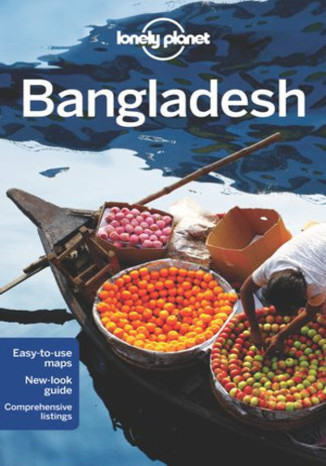 Okładka książki Bangladesh (Bangladesz). Przewodnik Lonely Planet