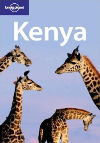 Okładka książki/ebooka Kenia. Przewodnik Lonely Planet