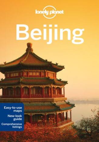 Okładka książki Beijng (Pekin). Przewodnik Lonely Planet City Guide