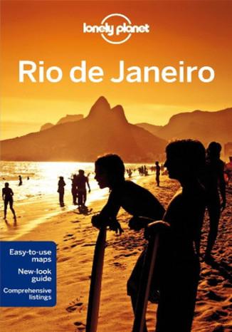 Okładka książki Rio de Janeiro. Przewodnik Lonely Planet City Guide