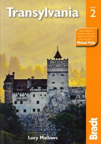 Okładka książki Transylvania (Transylwania). Przewodnik Bradt