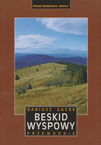 Okładka książki Beskid Wyspowy. Przewodnik Rewasz