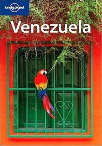 Okładka książki Wenezuela. Przewodnik Lonely Planet