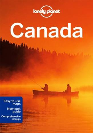 Okładka książki Canada (Kanada). Przewodnik Lonely Planet