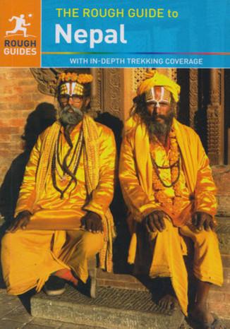 Okładka książki Nepal. Przewodnik Rough Guide