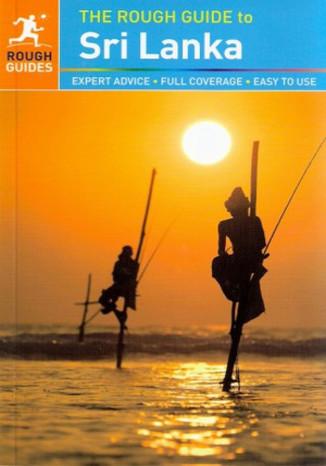 Okładka książki Sri Lanka. Przewodnik Rough Guide