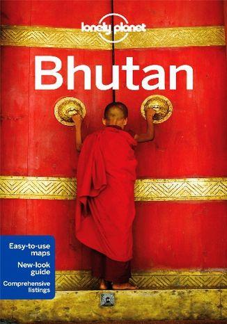 Okładka książki Bhutan (Butan). Przewodnik Lonely Planet