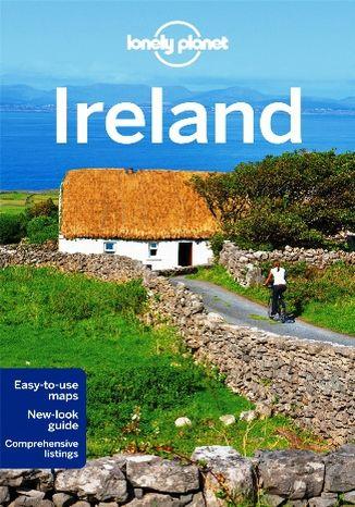 Okładka książki Ireland (Irlandia). Przewodnik Lonely Planet