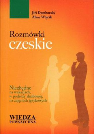 Okładka książki Rozmówki czeskie. Wiedza Powszechna