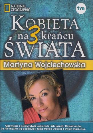 Okładka książki Kobieta na krańcu świata 3