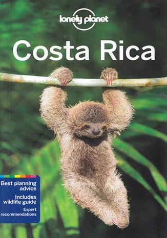 Okładka książki Costa Rica (Kostaryka). Przewodnik Lonely Planet