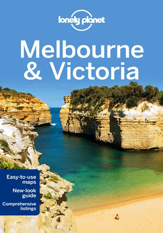 Okładka książki/ebooka Melbourne & Victoria