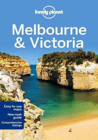 Okładka książki Melbourne & Victoria