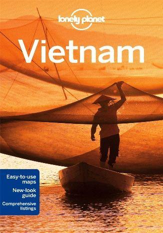 Okładka książki Vietnam (Wietnam). Przewodnik Lonely Planet