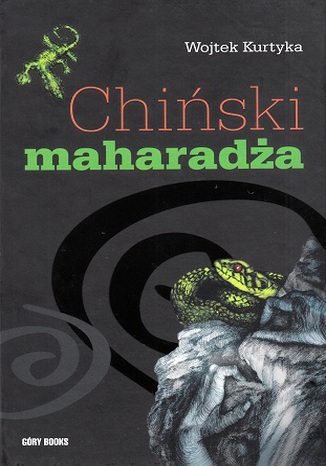 Okładka książki Chiński maharadża