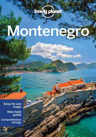 Okładka książki/ebooka Montenegro (Czarnogóra). Przewodnik Lonely Planet