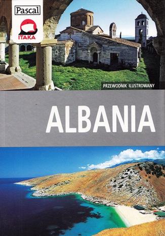 Okładka książki/ebooka Albania. Przewodnik ilustrowany Pascal