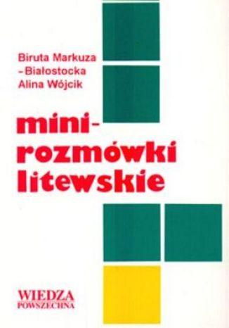 Okładka książki/ebooka Mini-rozmówki litewskie