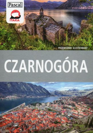 Okładka książki/ebooka Czarnogóra. Przewodnik ilustrowany Pascal