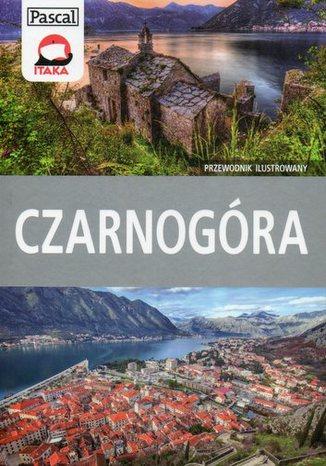 Okładka książki Czarnogóra. Przewodnik ilustrowany Pascal