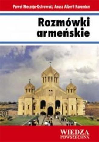Okładka książki/ebooka Rozmówki armeńskie