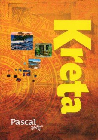 Okładka książki Kreta. Przewodnik Pascal 360 stopni