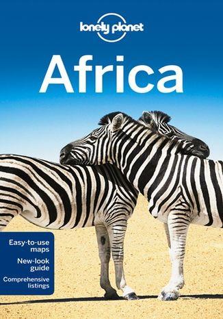 Okładka książki Africa (Afryka). Przewodnik Lonely Planet