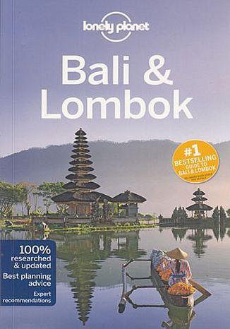 Okładka książki/ebooka Bali & Lombok. Przewodnik Lonely Planet