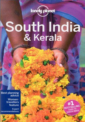 Okładka książki South India & Kerala (Indie Południowe i Kerala). Przewodnik Lonely Planet