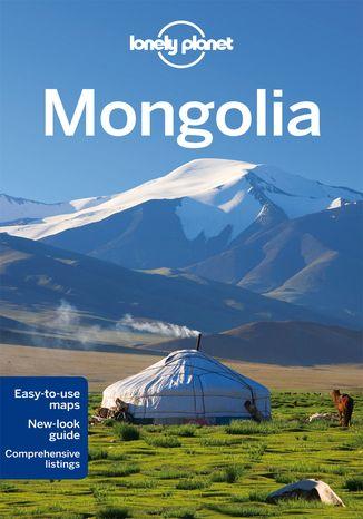 Okładka książki Mongolia. Przewodnik Lonely Planet