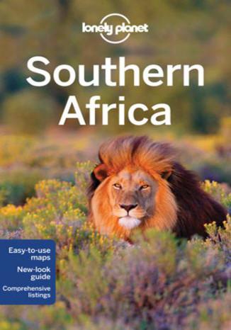 Okładka książki Southern Africa (Afryka Południowa). Przewodnik Lonely Planet