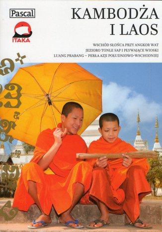 Okładka książki Kambodża i Laos. Przewodnik Pascal (Złota seria)