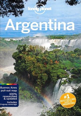 Okładka książki Argentina (Argentyna). Przewodnik Lonely Planet