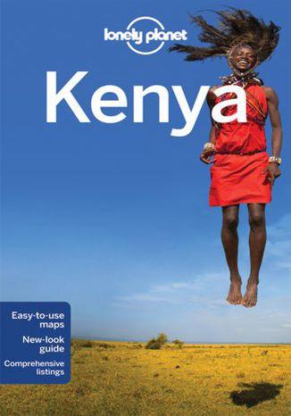 Okładka książki Kenya. Przewodnik Lonely Planet