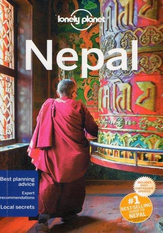 Okładka książki Nepal. Przewodnik Lonely Planet