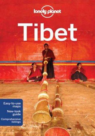 Okładka książki Tibet. Przewodnik Lonely Planet