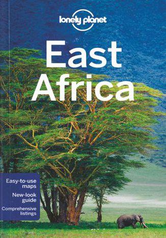Okładka książki East Africa. Przewodnik Lonely Planet