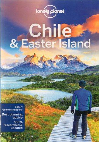 Okładka książki Chile & Easter Island (Chile i Wyspa Wielkanocna). Przewodnik Lonely Planet