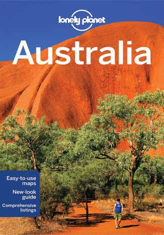 Okładka książki Australia. Przewodnik Lonely Planet