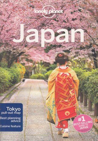 Okładka książki Japan (Japonia). Przewodnik Lonely Planet