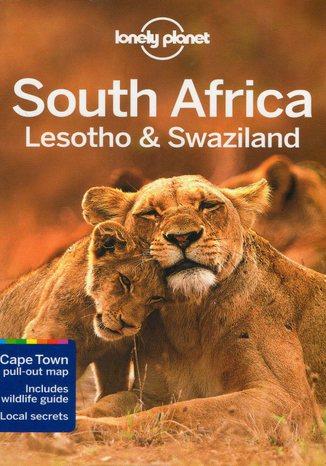 Okładka książki South Africa, Lesotho & Swaziland (RPA, Lesoto, Suazi). Przewodnik Lonely Planet