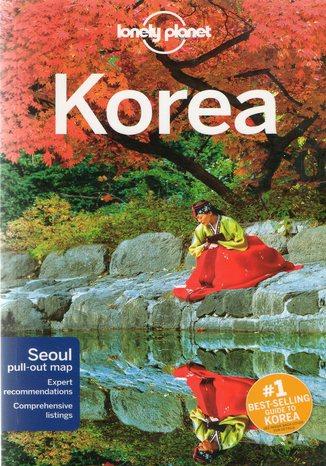 Okładka książki Korea. Przewodnik Lonely Planet