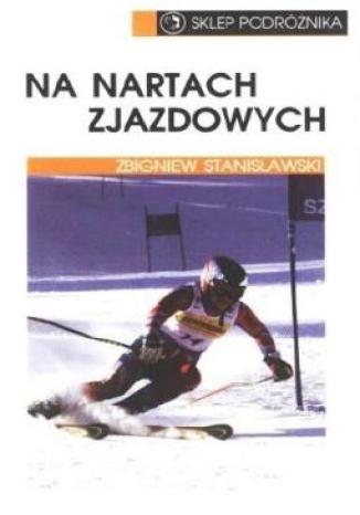 Na nartach zjazdowych
