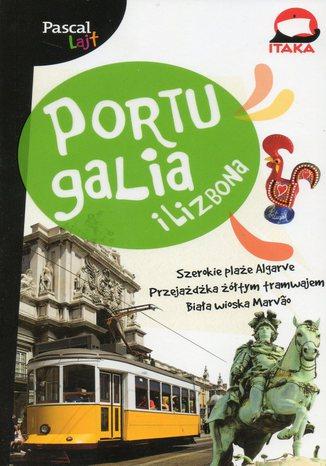 Okładka książki/ebooka Portugalia i Lizbona. Przewodnik Pascal Lajt