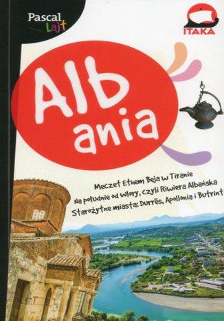 Okładka książki Albania. Przewodnik Pascal Lajt