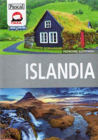 Okładka książki Islandia. Przewodnik ilustrowany Pascal